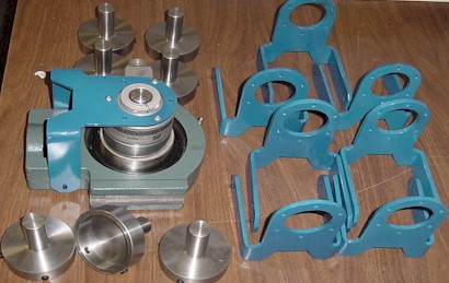 Measuring Equipment Brackets